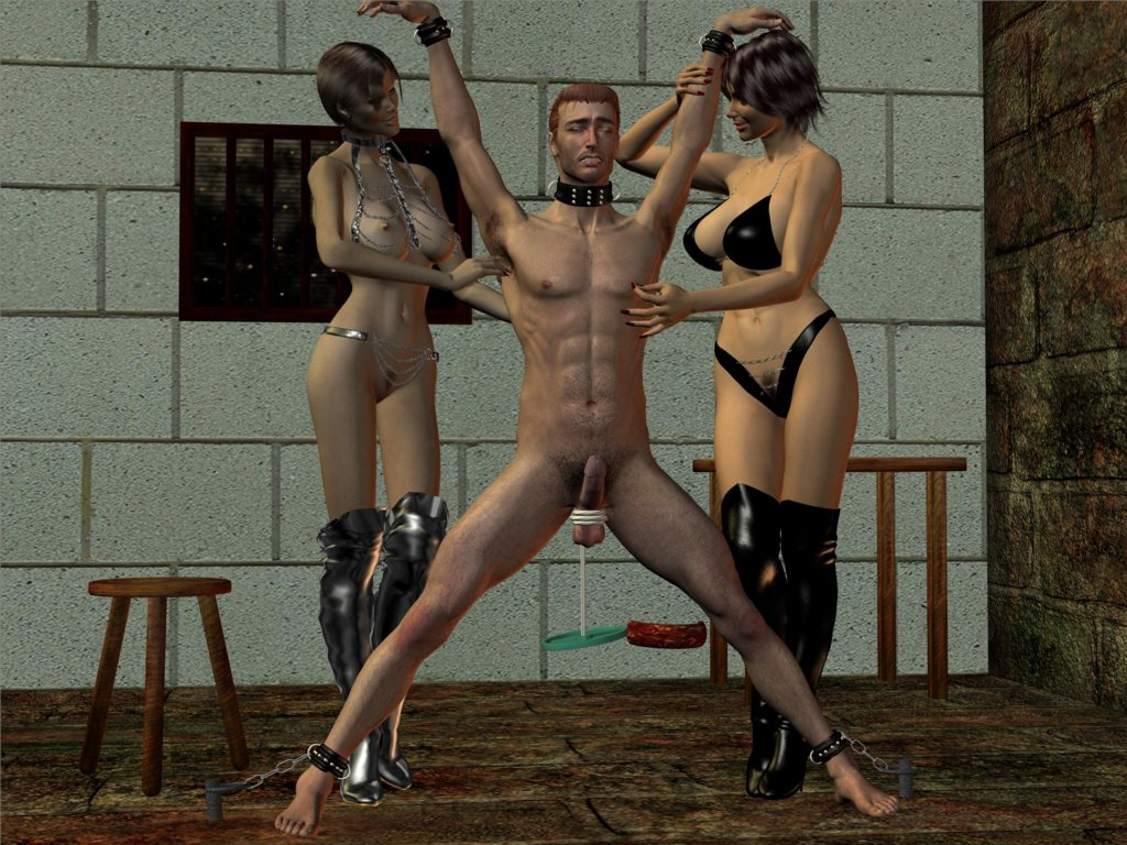 Featured femdom slave porn pics