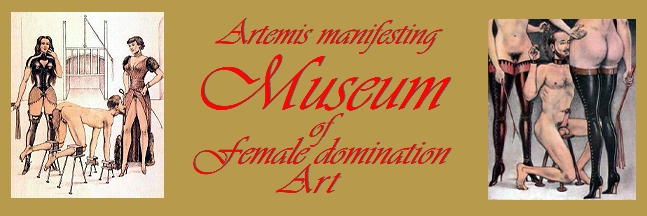 Museum of Female Domination Art